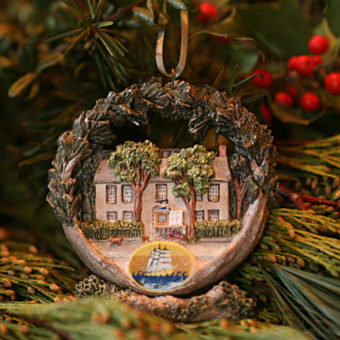Ornament of Seven Sea Street Inn