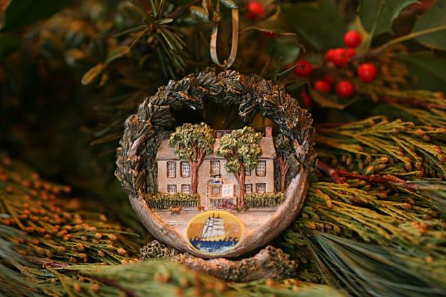 Ornament of Seven Sea Street Inn